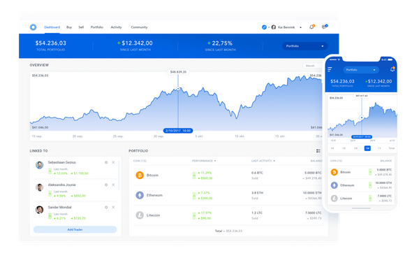 Blockport (BPT), the upcoming social trading platform